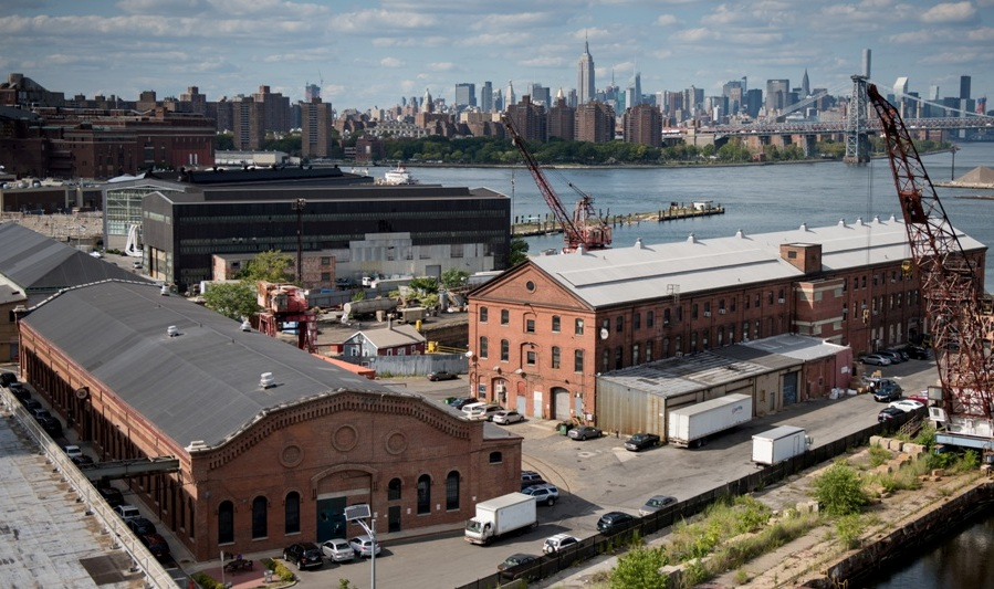 High-Tech Manufacturing Center Opens in New York